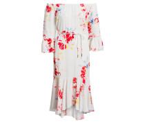 Carmen-Kleid - weiss