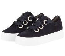 Plateau Sneaker BIG - dunkelblau