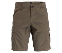 Cargo-Shorts SEBAS - dunkelgrün
