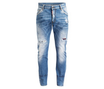 Destroyed-Jeans CLASSIC KENNY Tapered-Fit