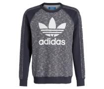 Sweatshirt ESSENTIAL CREW - grau