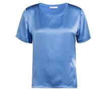 T-Shirt TANK im Materialmix