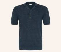 Strick-Poloshirt HALI