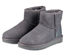 Fell-Boots CLASSIC MINI II METALLIC - grau