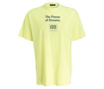 T-Shirt - neongelb
