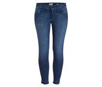 Skinny-Jeans BAKER - schwarz