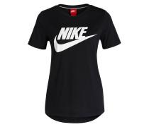 T-Shirt ESSENTIAL - schwarz/ weiss
