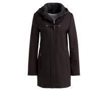 Mantel - schwarz