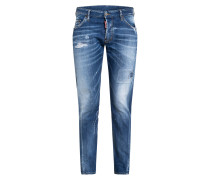 Destroyed Jeans MEDIUM SCAR Extra Slim Fit