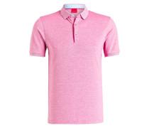 Piqué-Poloshirt Level Five body fit - lila