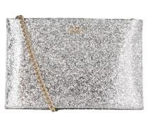 Umhängetasche SIMA - silber metallic