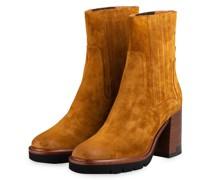 Chelsea-Boots CROSTA - COGNAC