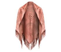 XL-Dreieckstuch - pink