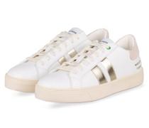 Sneaker KINGSTON - WEISS/ GOLD