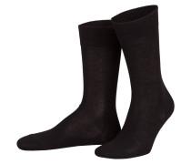 3er-Pack Socken FAMILY - schwarz