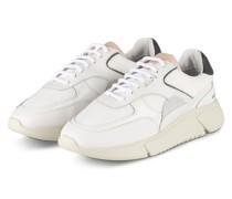 Plateau-Sneaker GENESIS TRIPLE - WEISS