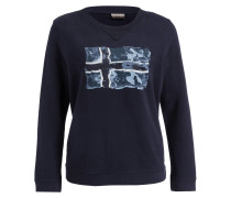Sweatshirt BARISE - marine