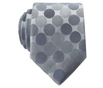 Krawatte - hellgrau/ blau