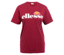 T-Shirt ALBANY - rot