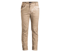 Hose BILL Modern-Fit - beige