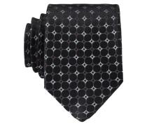 Krawatte - schwarz