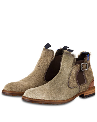 Chelsea-Boots - sand