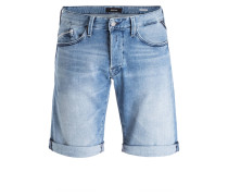 Jeans-Shorts WAITOM Regular-Fit