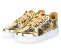 Sneaker AIR FORCE 1 SP - GOLD