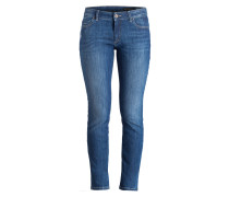 Skinny-Jeans ALBY - blue authentic wash
