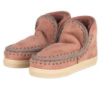 Boots ESKIMO SNEAKER - ROSÉ