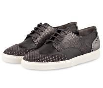 Sneaker - anthrazit metallic