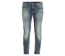 Jeans Extra Slim-Fit - blau