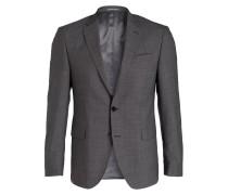 Kombi-Sakko BROKEN Slim-Fit - 951 grey