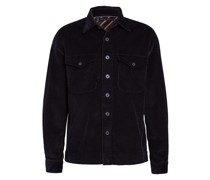 Cord-Overshirt Oversize Fit