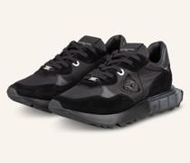 Sneaker LA RUE - SCHWARZ