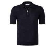 Strick-Poloshirt MAXWELL Slim Fit