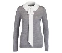 Pullover MIGNON - grau meliert