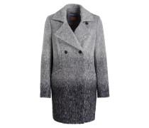 Mantel OFRIEDA - grau meliert