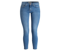 Skinny-Jeans THE STILETTO - blau