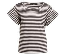 T-Shirt ERA - dunkelgrau/ ecru