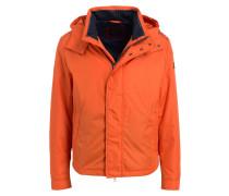 Outdoor-Jacke mit abnehmbarer Kapuze