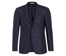 Sakko KEI Tailored-Regular-Fit - blau