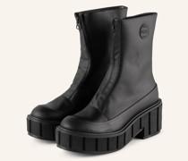 Plateau-Boots KUBRICK - SCHWARZ