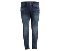Jeans BOLT Skinny-Fit - asn1y blau