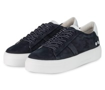 Plateau-Sneaker BIG - DUNKELBLAU