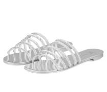 Sandalen MICHELA - silber