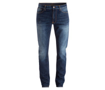 Jeans LEAN DEAN Tight-Fit - blue ridge
