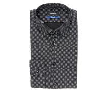 Hemd Tailored-Fit - schwarz