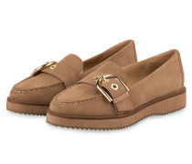 Slipper COOPER - dark khaki