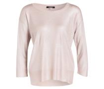 Pullover - rosé metallic